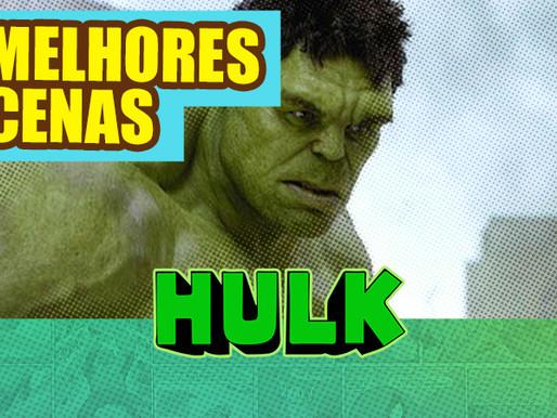 Melhores cenas do Hulk | Arquivo Fusi