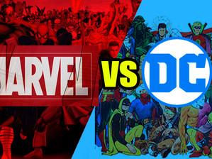 MARVEL VS DC   FUSI KOMBAT