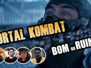 Mortal Kombat 2021 é bom ou ruim?