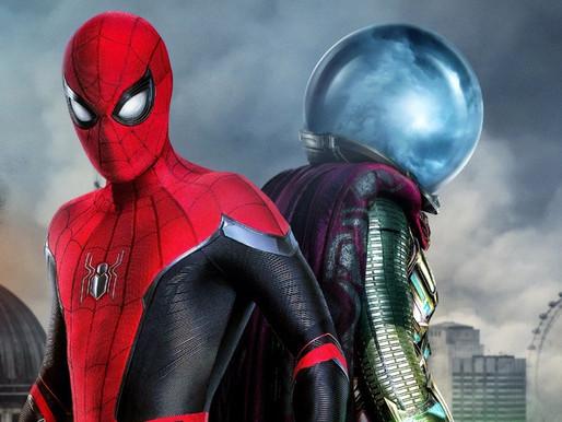 Review de Homem Aranha: Longe de Casa