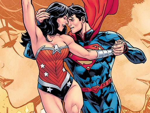 Entenda o romance de Superman e Mulher-Maravilha