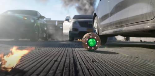 Bomba do Duende Verde - trailer Homem Aranha 3