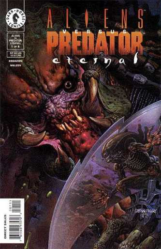 Alien vs Predador:Eternal (1999)