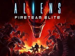 Aliens Fireteam Elite saiu hoje