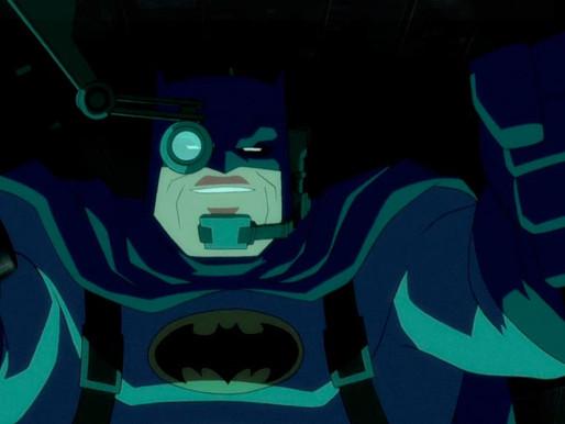 A melhor animação do Batman
