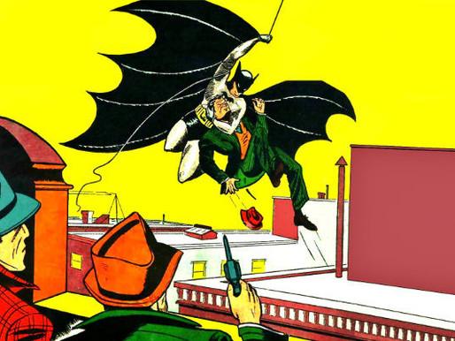 Batman faz aniversário de 81 anos