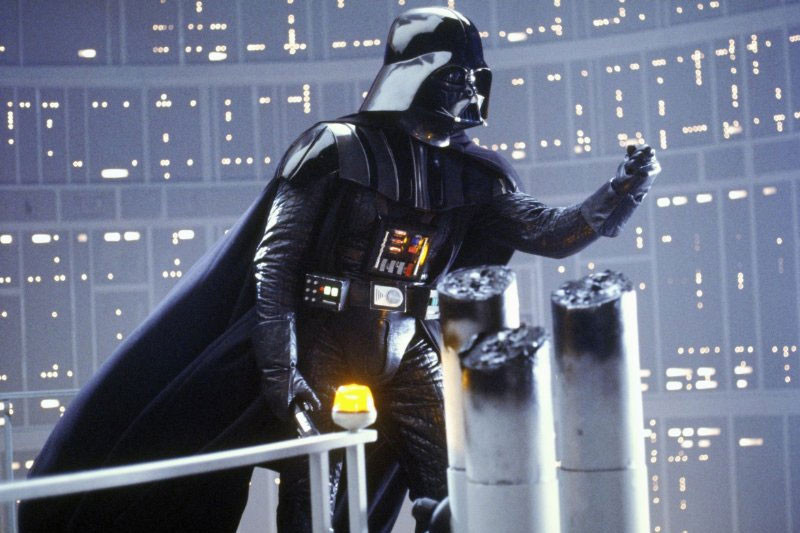 Darth Vader no Império Contra-Ataca