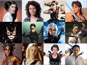 Evolução das mulheres em séries e filmes