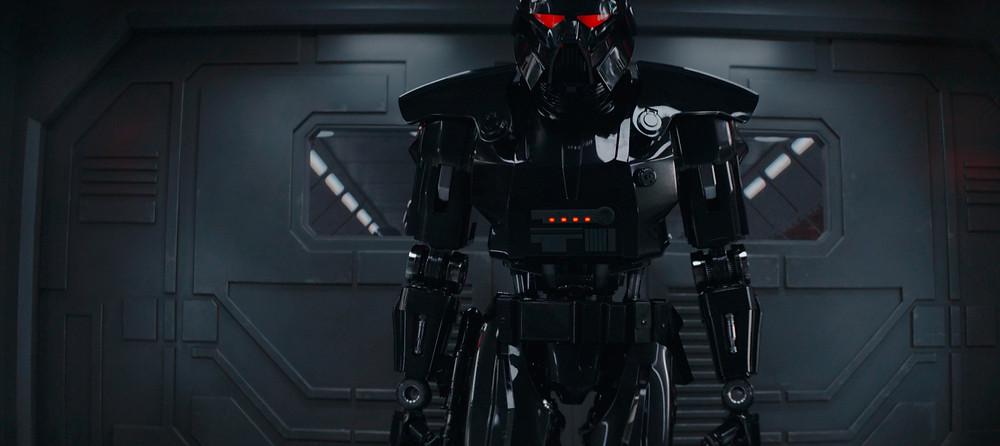Robô The Mandalorian