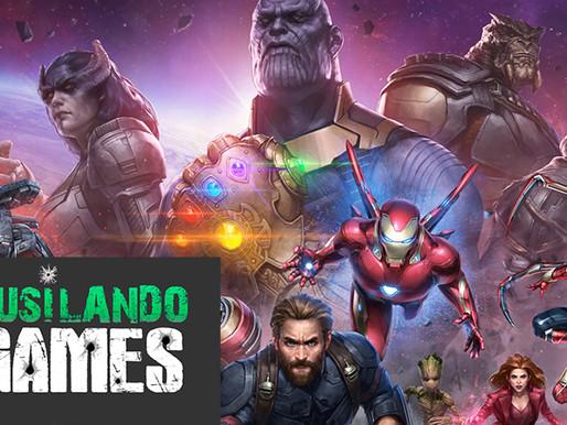 Marvel Future Fight | Fusilando Games