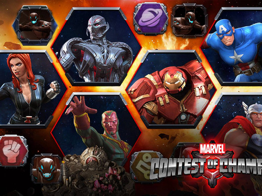Marvel Contest Champions