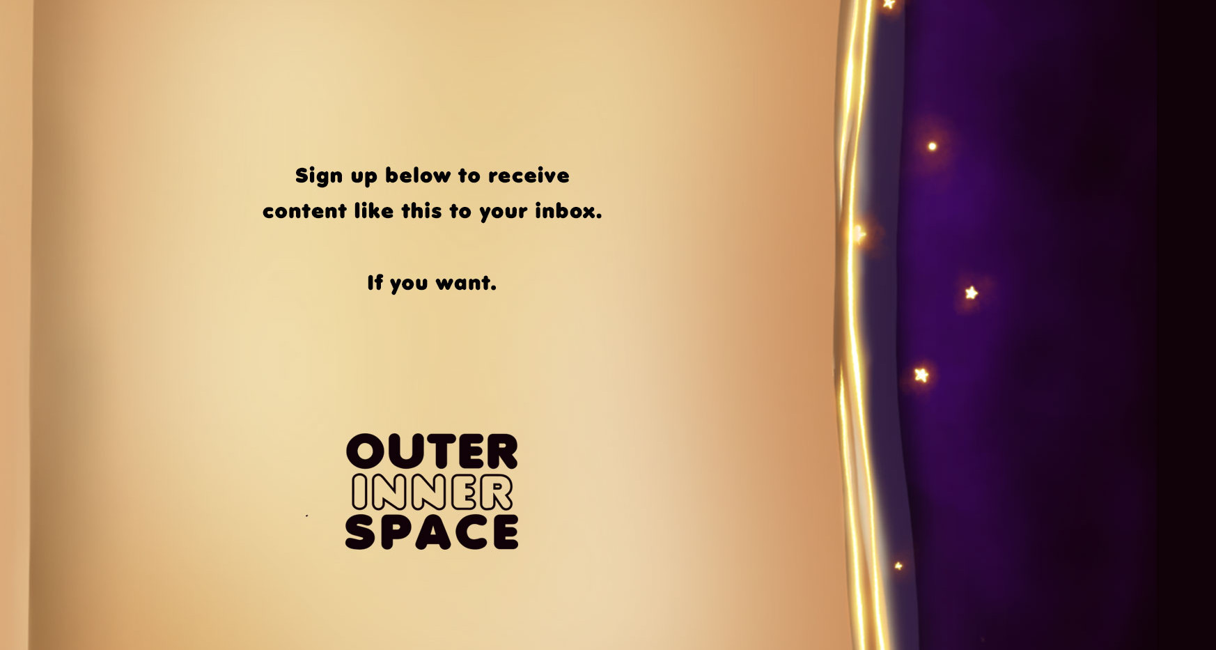 Outer Inner Space