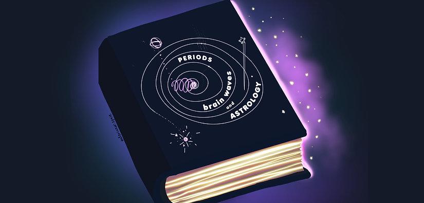 Periods, Brainwaves & Astrology Personal Natal Chart Interpretation