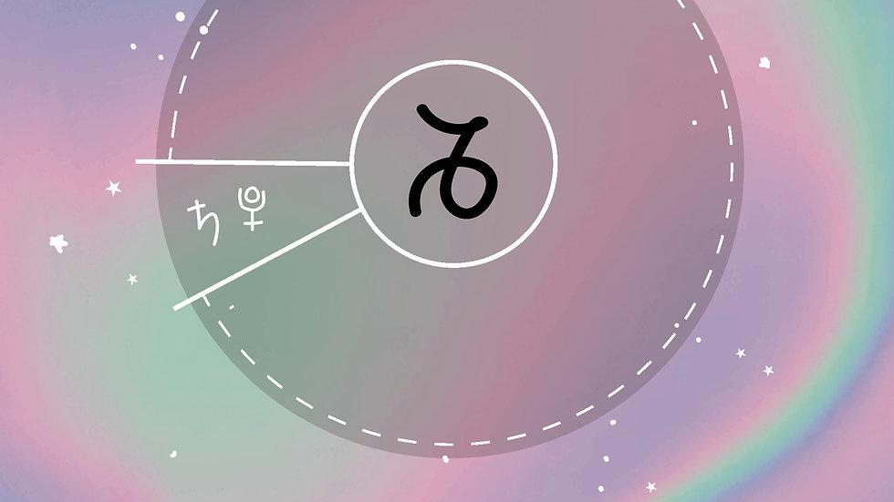 Capricorn | Saturn/Pluto Conjunct
