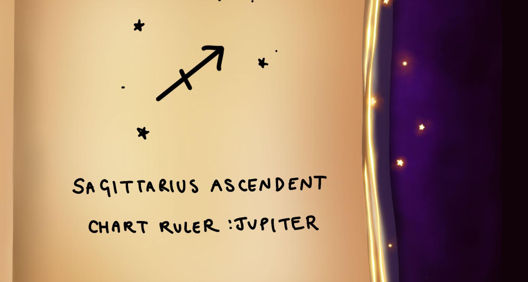 Chart Ruler - Jupiter