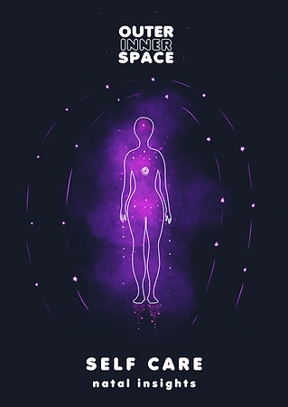 Energy Flow Self Care Natal Insights
