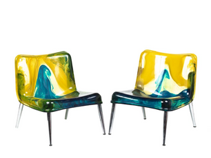 FOXY FINDS: RESIN CHAIRS