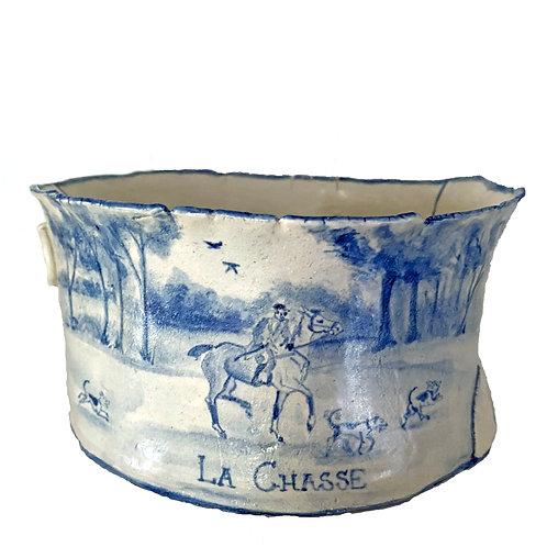 MAGGIE ROBERTSON | La Chasse Bowl (Le Lapin Bleu)