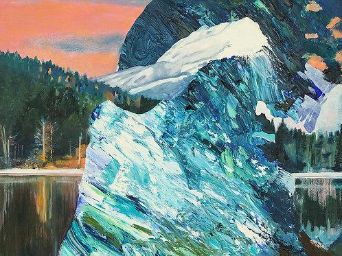 Annie Varnot | Mount Rainier Detour