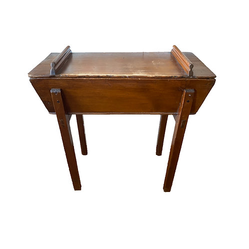 Antique Rustic Dry Sink / Hall Table
