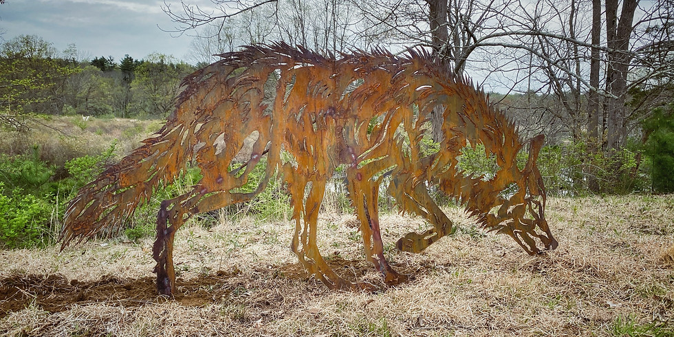 Solidity Group Show - Sculpture at Ward Pound Ridge Reservation