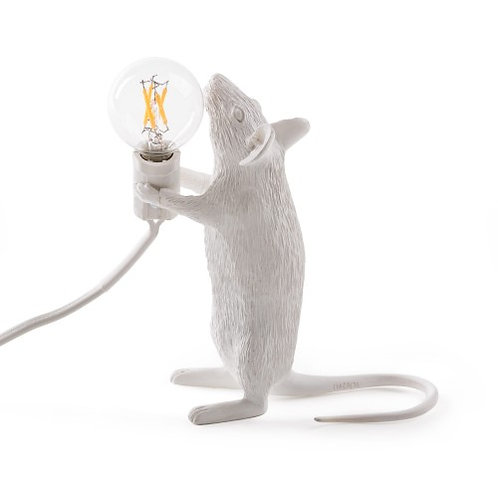 Mouse Lamps (White)