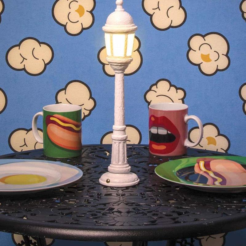 Studio Job For Seletti Street Lamp Dining Size Redfox