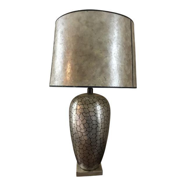 Karl Springer Table Lamp