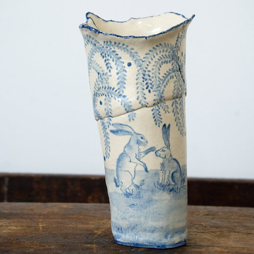 MAGGIE ROBERTSON   Bunny Vase