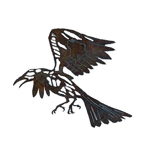 WENDY KLEMPERER | Bird Steel Silhouette