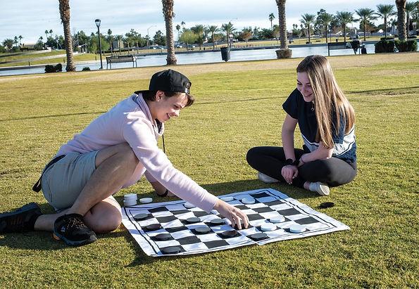 Peerless Girls Playing Checkers.jpg