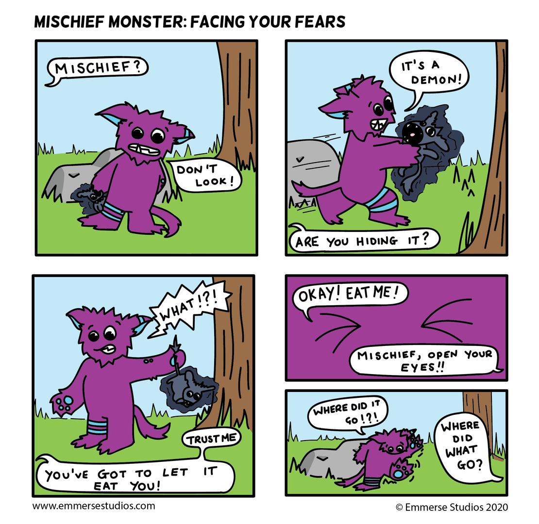 Mischief in Facing Fear