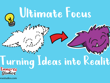 Ultimate Focus: Turning Your Ideas into Reality