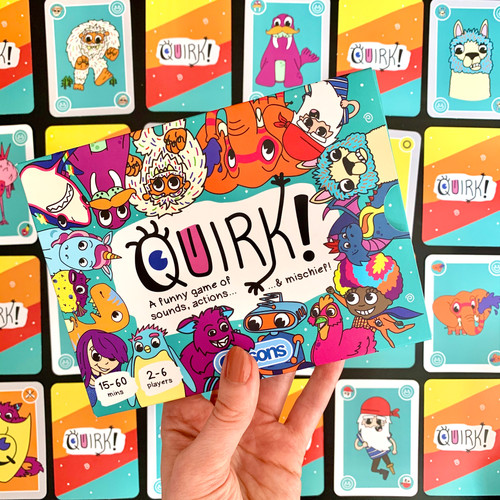Quirk! The Game