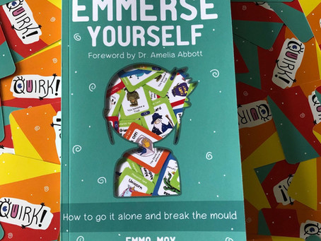 Introducing Emmerse Yourself - A Business Book for the Creatively Minded