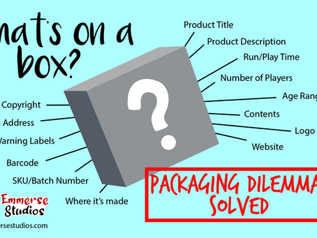 What's on a Box!? - Packaging Dilemmas Solved!