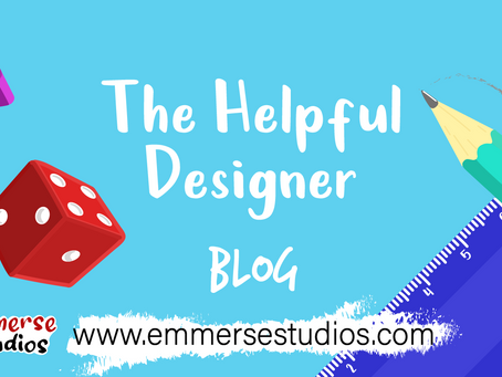The Helpful Designer Blog