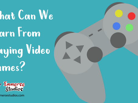 What Can We Learn From Playing Video Games?