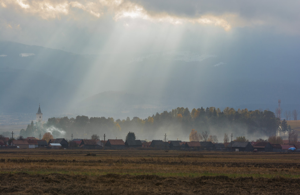 Csíkkarcfalva / Cârța Harghita county / Hargita megye / Județul Harghita Romania / Románia / România / 2018