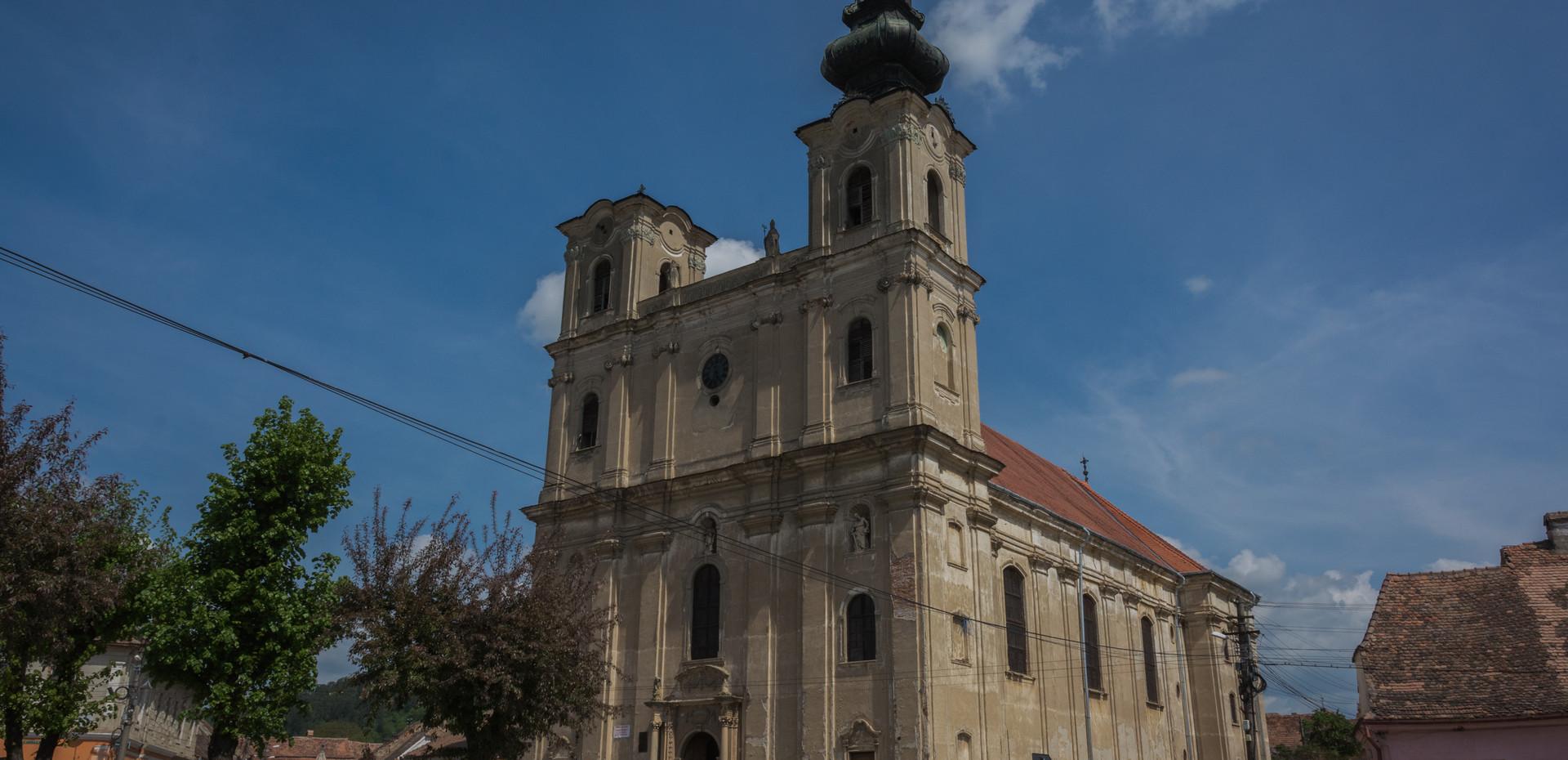 Erzsébetváros / Dumbrăveni Sibiu county / Szeben megye / județul Sibiu Romania / Románia / România / 2018