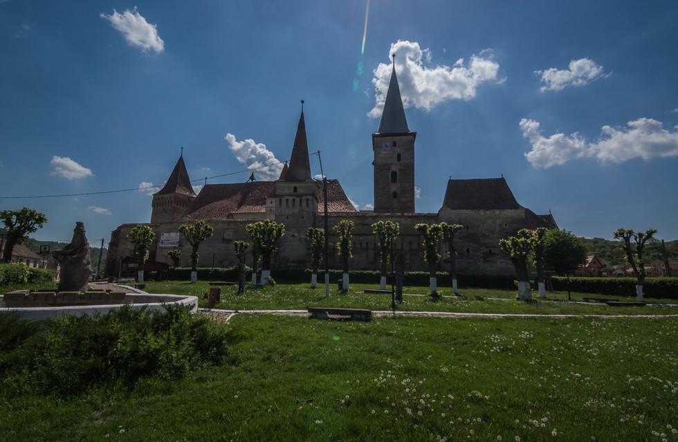Muzsna / Moșna Sibiu county / Szeben megye / județul Sibiu Romania / Románia / România / 2018