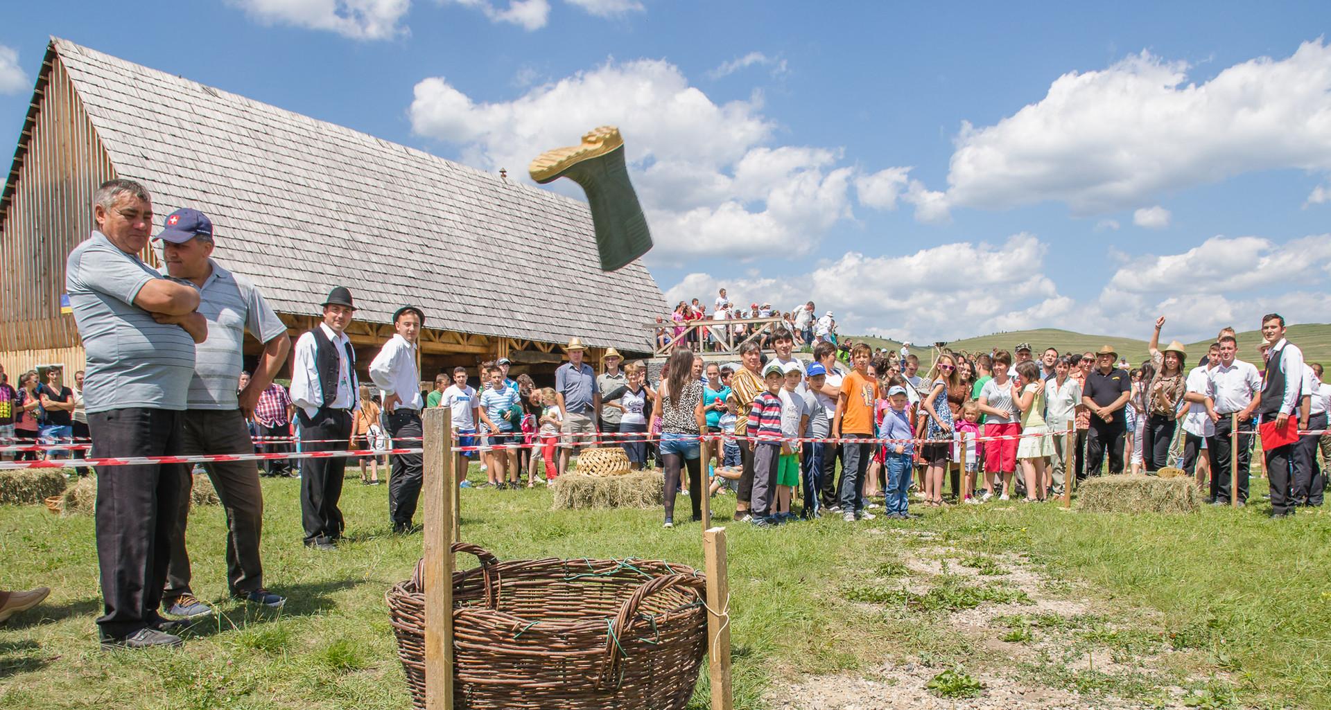 Csíkszenttamás / Tomeșt Harghita county / Hargita megye / Județul Harghita Romania / Románia / România 2015
