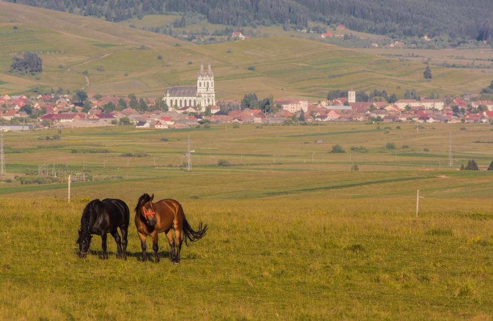 Gyergyóremete / Remetea Harghita county / Hargita megye / Județul Harghita Romania / Románia / România / 2017