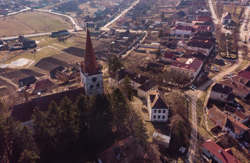 Gross-Schinke / Cincu Brașov county / Brassó megye / județul Brașov Romania / Románia / România / 2019