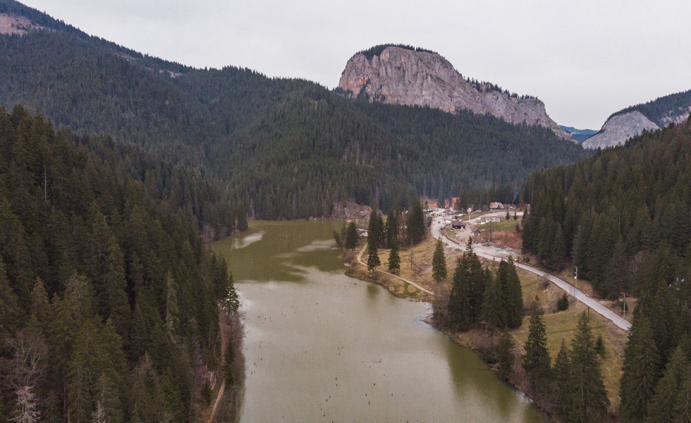 Gyílkos-tó / Lacul Roșu Harghita county / Hargita megye / Județul Harghita Romania / Románia / România 2019