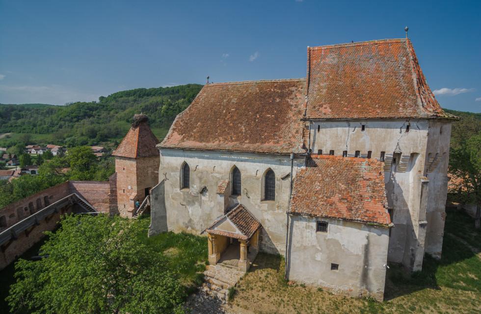 Szászalmád / Alma Vii Sibiu county / Szeben megye / județul Sibiu Romania / Románia / România / 2018