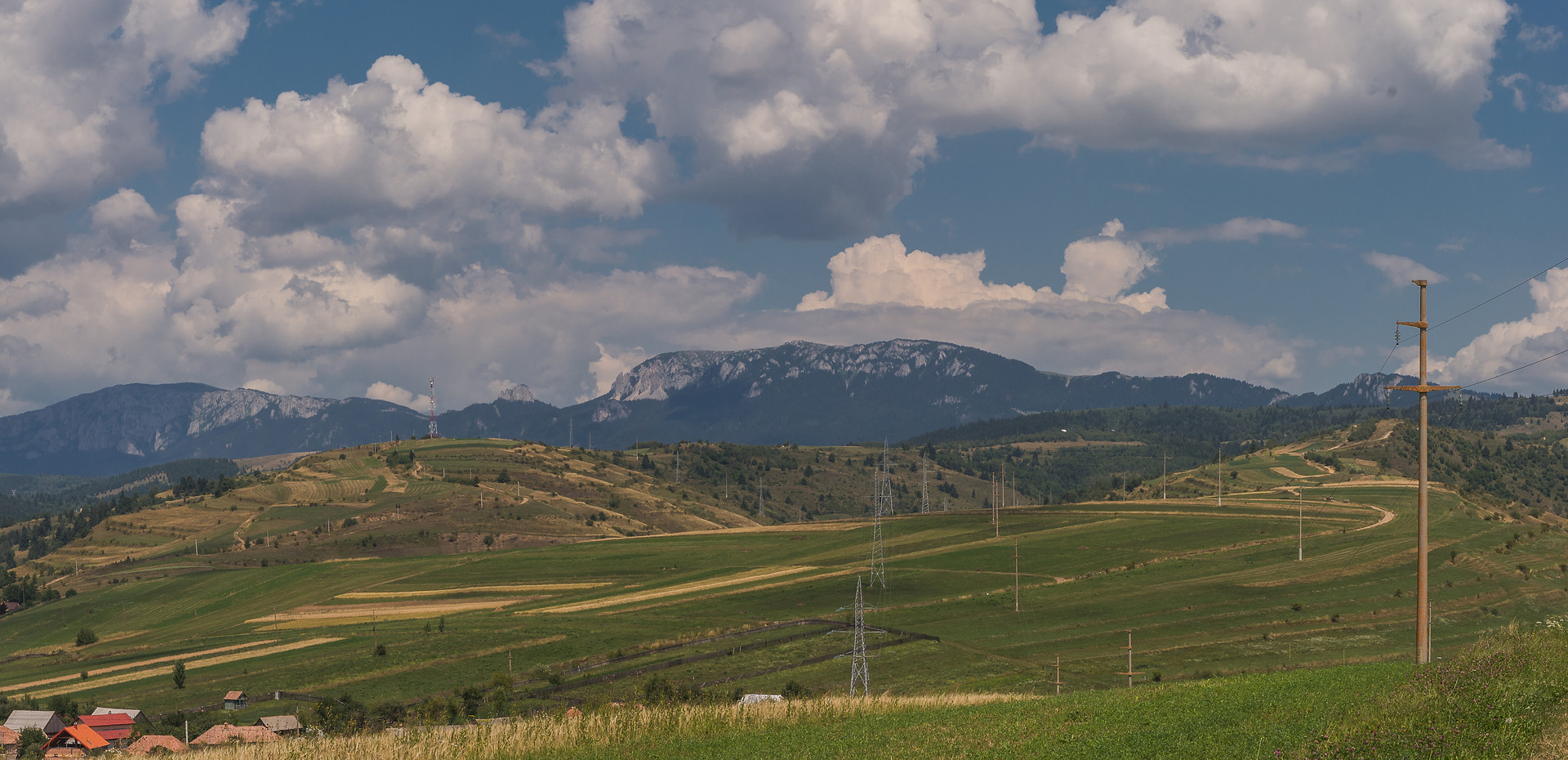 Csíkszentdomokos / Sândominic Harghita county / Hargita megye / Județul Harghita Romania / Románia / România 2017