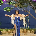 Rachael Roberts as Shirley Bassey -  Cyp