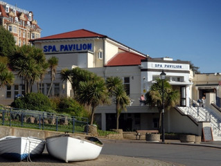 Spa Pavilion, Felixstowe confirmed.