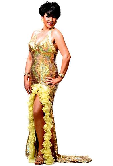 Rachael Roberts as Shirley Bassey